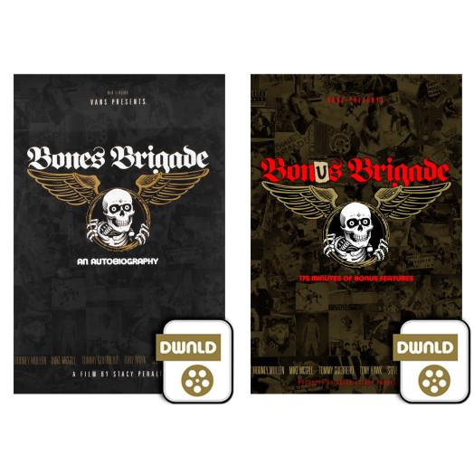 BONES BRIGADE: An Autobiography SD Download + Bonus Brigade SD Download