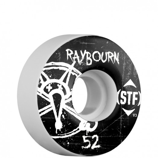BONES WHEELS STF Pro Raybourn Oh Gee 52mm (4 pack)