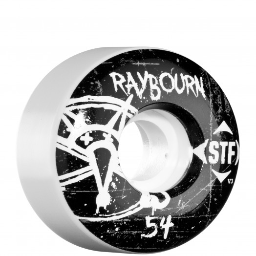 BONES WHEELS STF Pro Raybourn Oh Gee 54mm (4 pack)