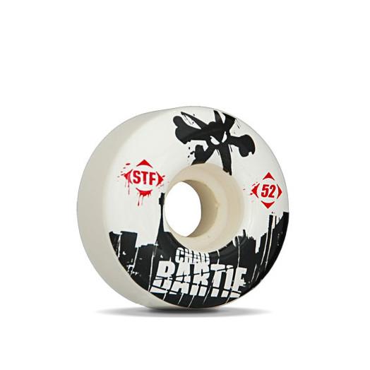 BONES WHEELS Pro Bartie 52mm Street Tech Formula(4pack)