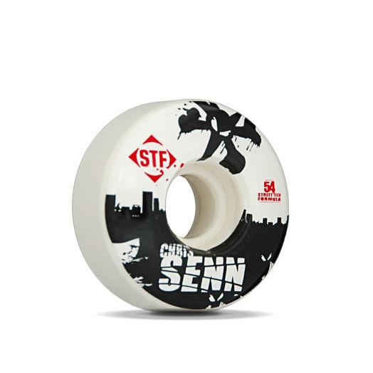 BONES WHEELS Pro Senn 54mm Street Tech Formula