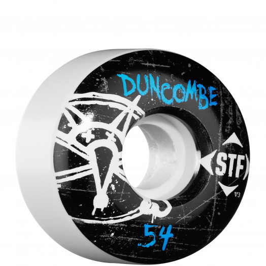 BONES WHEELS STF Pro Duncombe Oh Gee 54mm (4 pack)