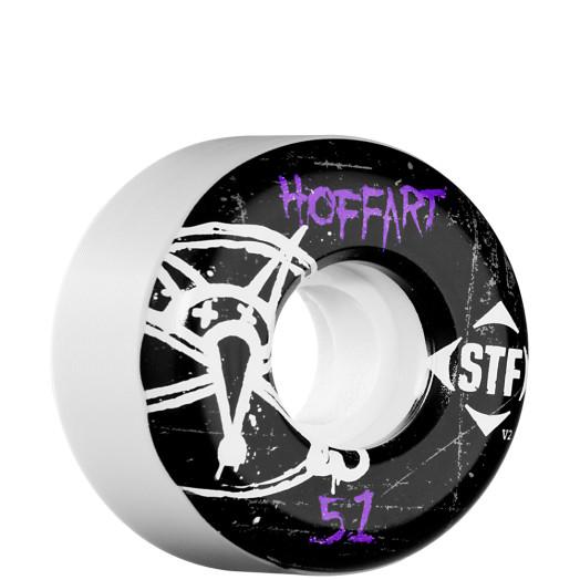 BONES WHEELS STF Pro Hoffart Oh Gee 51mm (4 pack)