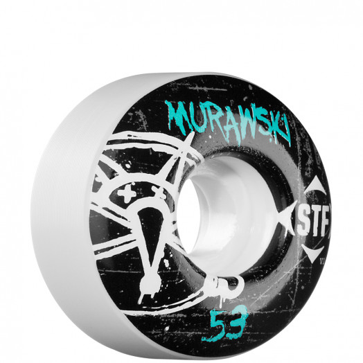 BONES WHEELS STF Pro Murawski Oh Gee 53mm (4 pack)