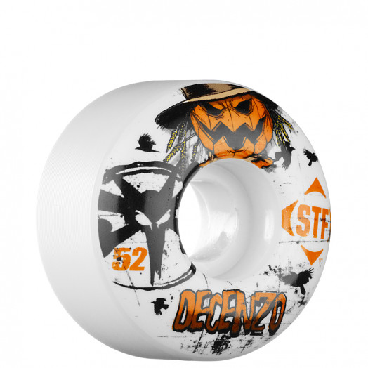 BONES WHEELS STF Pro Decenzo Scarecrow 52mm Wheel (4 pack)