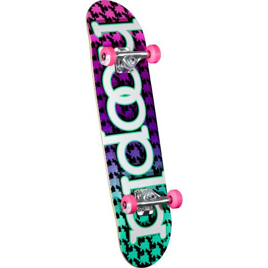 """hoopla """"1"""" Complete Skateboard - 7.75 x 31.75"""