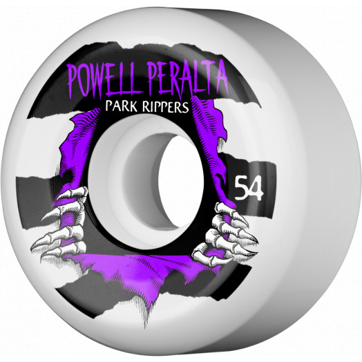 Powell Peralta Ripper Skateboard Wheels 54mm 104A 4pk