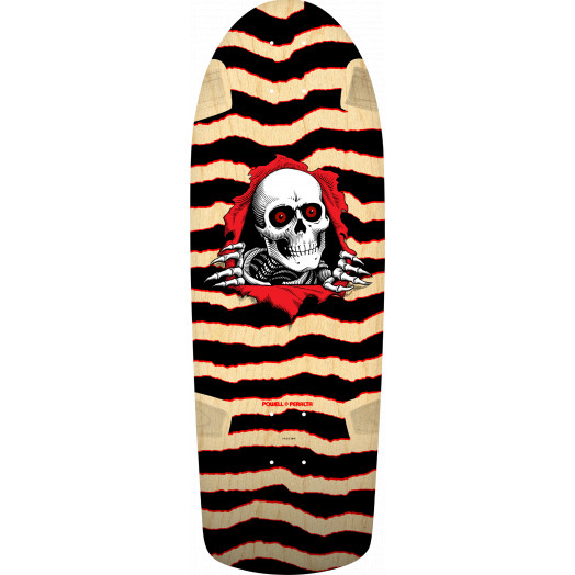 Powell Peralta OG Ripper Skateboard Deck Natural - 10 x 30