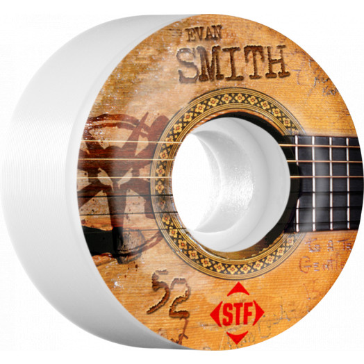 BONES WHEELS STF Pro Smith Strummer 52mm wheels 4pk