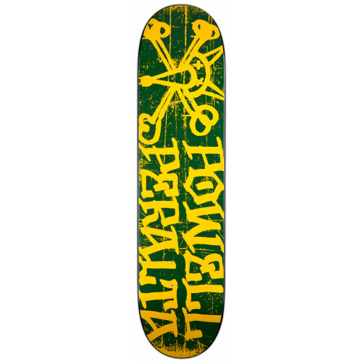 Powell Peralta LIGAMENT Vato Rat 4 Skateboard Deck - 7.88 x 31.67