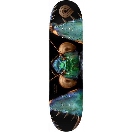 Powell Peralta BISS Bark Mantis Skateboard Deck - 245 K21 8.75 x 32.95