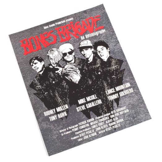 Bones Brigade Vault Item - Film Festival Poster