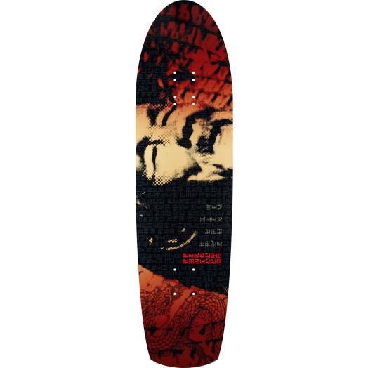 Powell Peralta Animal Chin Skateboard Deck - 9.265 x 32