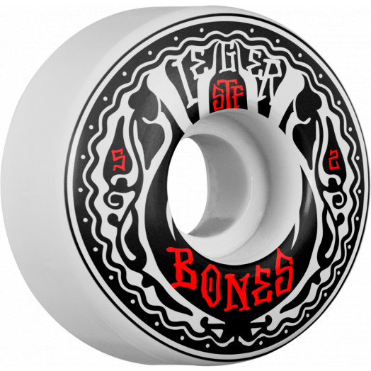 BONES WHEELS STF Pro Weiger Phillips 52x31 V1 Skateboard Wheels 83B 4pk