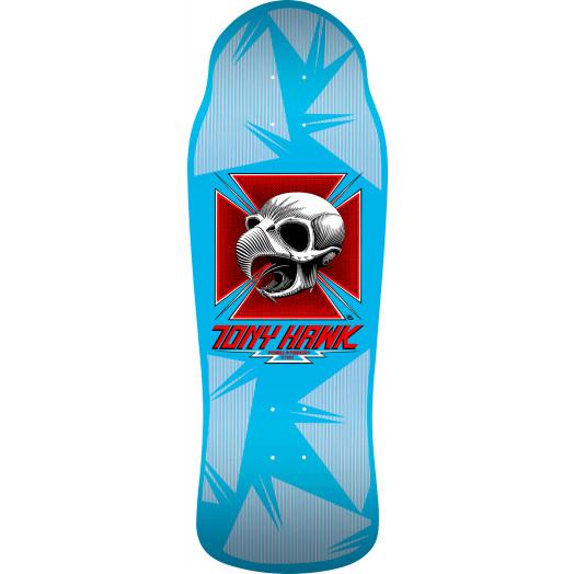 Pre-Sale - Bones Brigade Tony Hawk 9th Series Reissue Skateboard Deck - 10.38 X 30.19