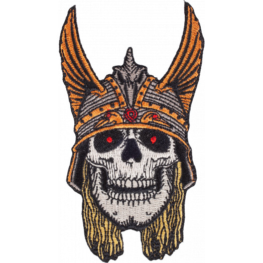 """Powell Peralta Andy Anderson Skull Patch 4"""" Single"""