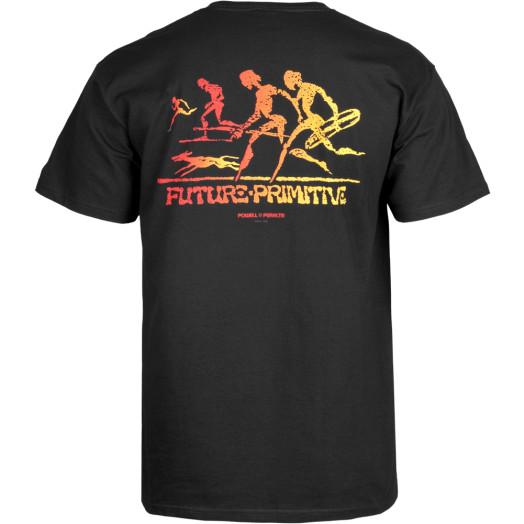 Powell Peralta Future Primitive SE T-shirt - Black