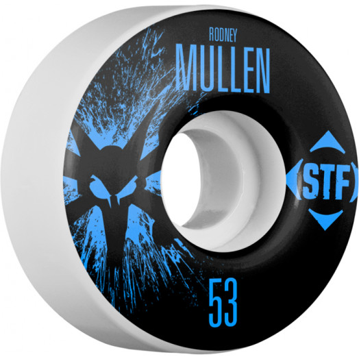 BONES WHEELS STF Pro Mullen Team Wheel Splat 53mm 4pk