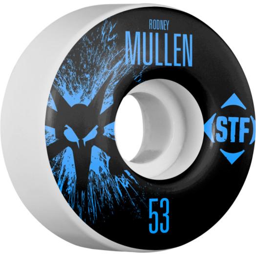 BONES WHEELS STF Pro Mullen Team Wheel Splat 53mm 4pk