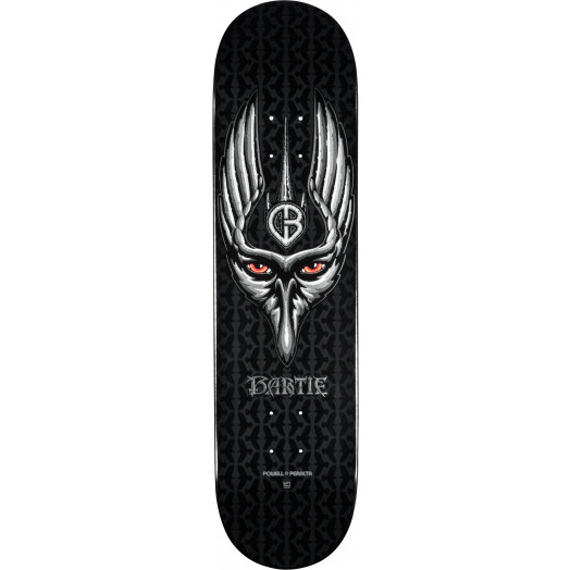 Powell Peralta LIGAMENT  Pro Chad Bartie Crow 2 Deck - 8.25 x 32.5