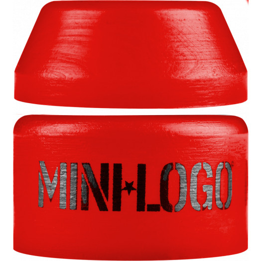Mini Logo Hard Bushings Single