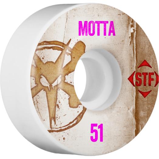 BONES WHEELS STF Pro Motta Team Vintage Wheel 51mm 4pk