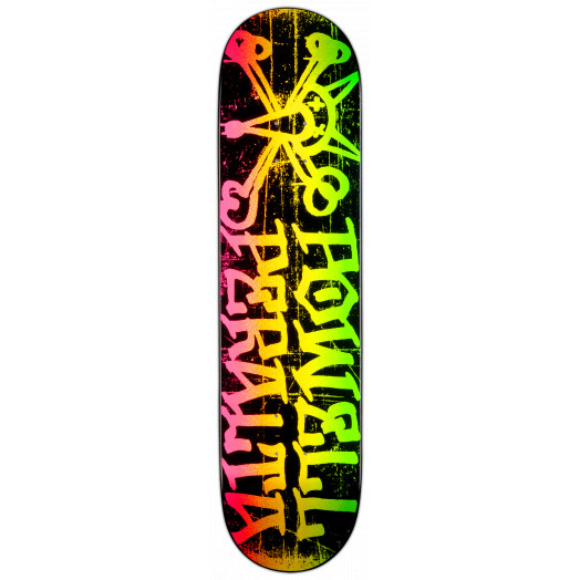 Powell Peralta LIGAMENT Vato Rat 2 Deck - 8.25 x 32.5
