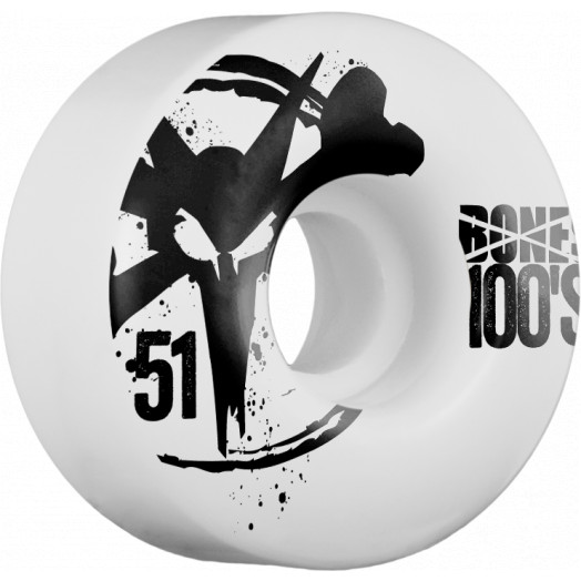 BONES WHEELS 100 51mm 4pk