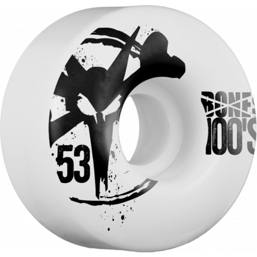 BONES WHEELS 100 53mm 4pk