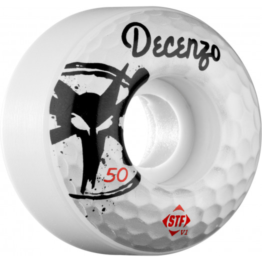 BONES WHEELS STF Pro Decenzo Dimples 50mm (4 pack)