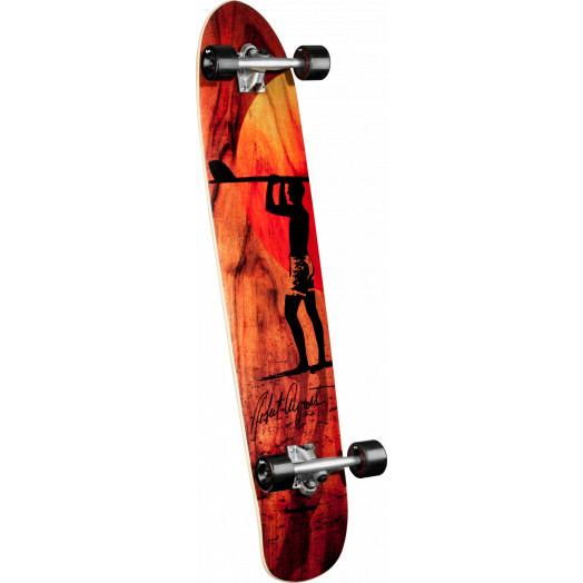 Surf One Robert August 5 Longboard Complete - 9.25 x 43.75