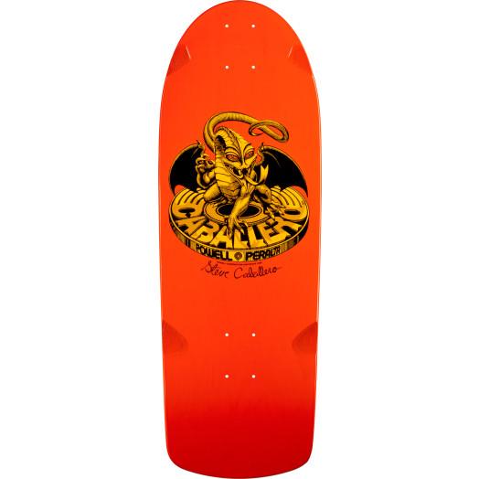 Bones Brigade® Steve Caballero OG Dragon Reissue Skateboard Deck Orange - 10 x 29.13