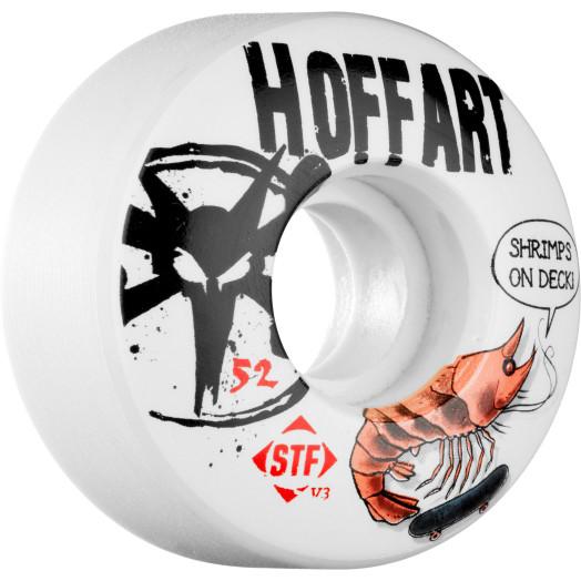 BONES WHEELS STF Pro Hoffart Shrimp 52mm (4 pack)