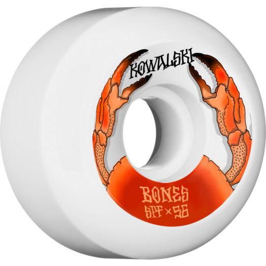 BONES WHEELS SPF Pro Kowalski Crab Skateboard Wheels P5 56mm 104A 4pk