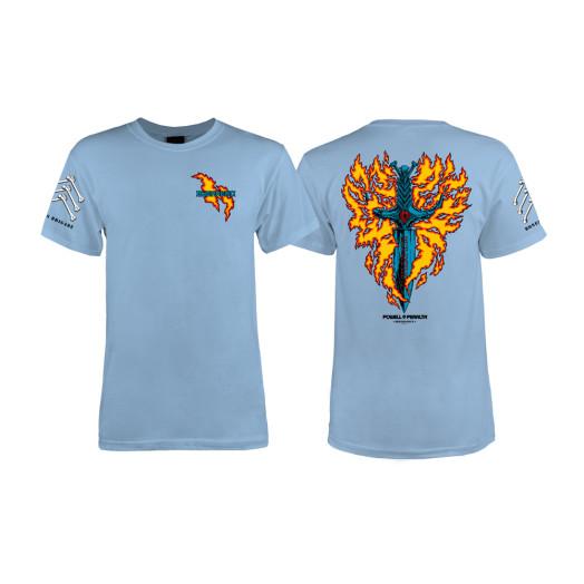 Bones Brigade® Guerrero Dagger T-shirt - Blue