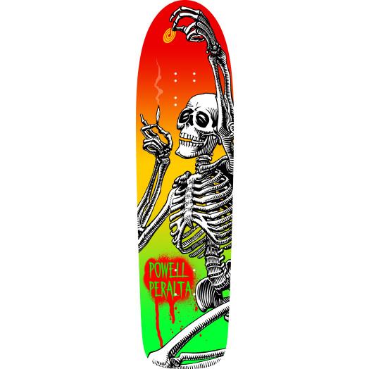 Powell Peralta Funshape Hippie Skeleton 2 Deck - 8.6 x 31.66