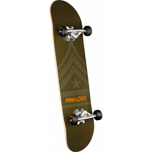 Mini Logo 188 Custom Complete Skateboard -  7.88 x 31.67