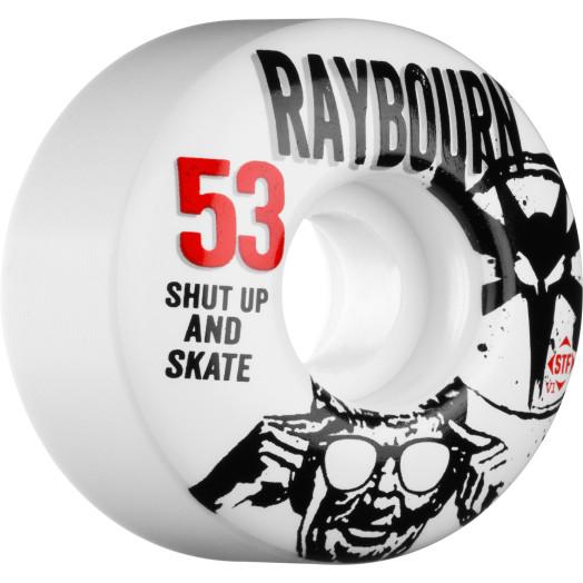 BONES WHEELS STF Pro Raybourn Suas 53mm 4pk