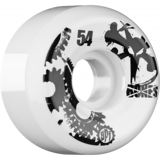 BONES WHEELS SPF Gear Head 54mm (4 pack)
