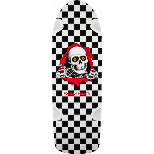 Powell Peralta OG Ripper Checkered Blem Deck - 10 x 30