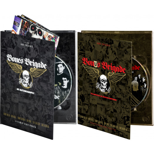 BONES BRIGADE: An Autobiography Blu-ray DVD and Download + Bonus Brigade DVD Combo