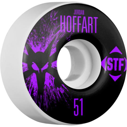 BONES WHEELS STF Pro Hoffart Team Wheel Splat 51mm 4pk