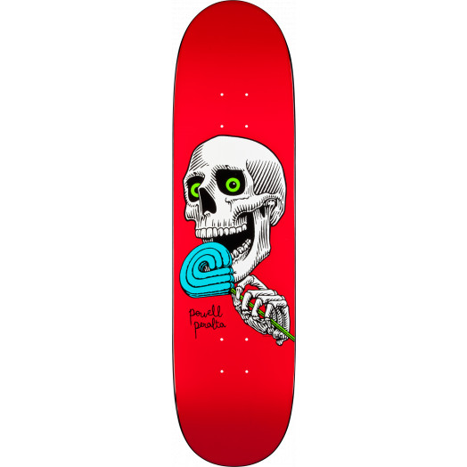 Powell Peralta Lolly P Red Deck - 8.125 x 31.25