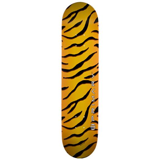 Primary Tiger Skin Skateboard Deck 124 K12