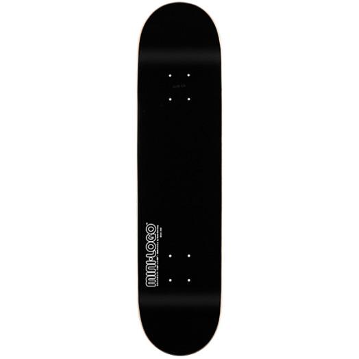 Mini Logo 143 K12s Skateboard Deck - 7.375 x 29.375