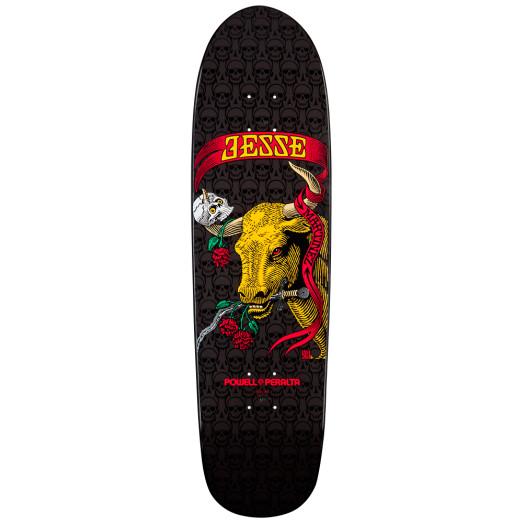 Powell Peralta Jesse Martinez Tribute Skateboard Deck - 9.022 x 33.062