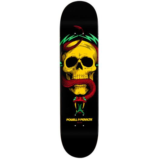 Powell Peralta LIGAMENT BL Skull & Snake 6 Skateboard Deck - 7.88 x 31.67