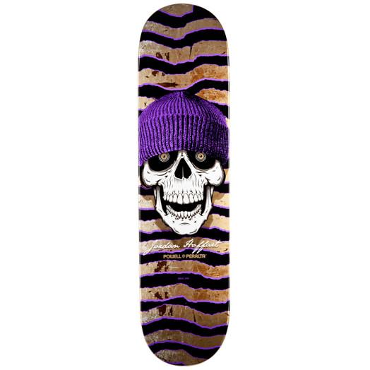 Powell Peralta Pro Jordan Hoffart Beanie Skateboard Deck - 8.25 x 32.5