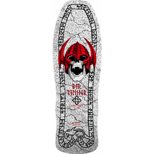 Powell Peralta Per Welinder Nordic Skull Deck White - 9.715 x 29.625 ...Zippy The Pinhead Costume