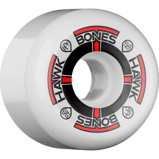 BONES SPF Pro Hawk T-Bone 58x33 P5 Skateboard Wheel 84B 4pk